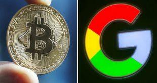 جوجل تعلن الحرب علي العملات الرقمية