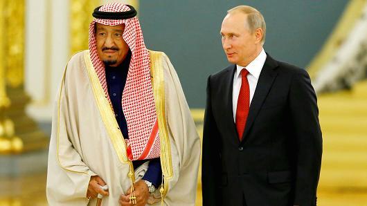 النفط ودور روسيا فى الشرق الاوسط