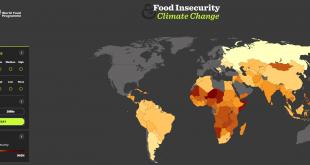 الاحتباس الحراري وانقراض المحاصيل