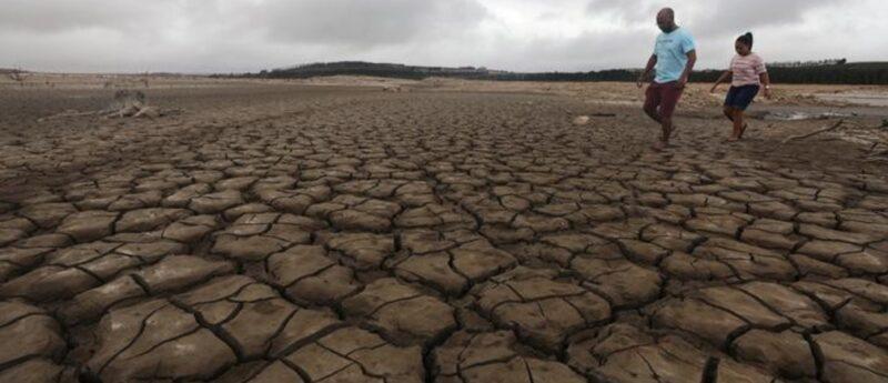التأثير البشري على الطقس القاسي
