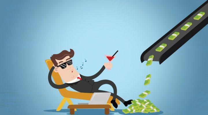 الدخل السلبي وكيف تربح الأموال من المنزل