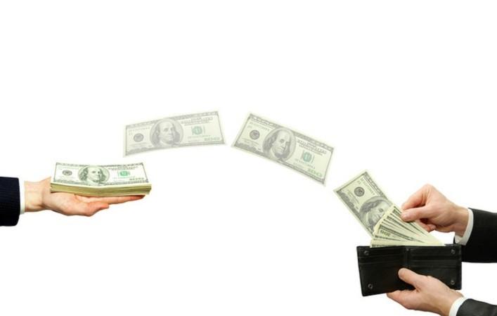 تحويل المال