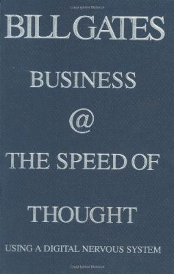 كتاب إنجز الأعمال بسرعة البرق لرائد الأعمال بيل جيتس