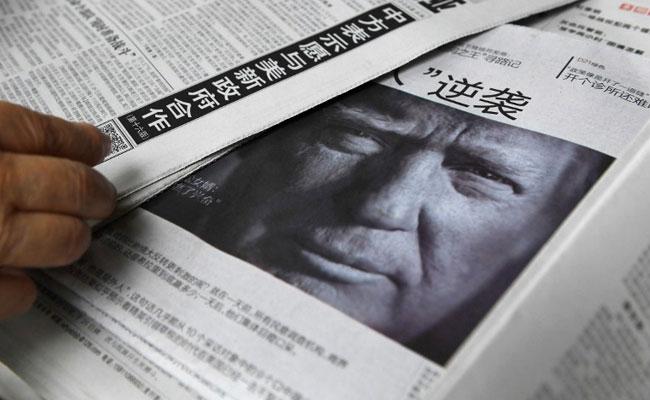 """صحيفة الصين الرسمية:  إدارة ترامب """"تتصرف كعصابة من القتلة"""""""