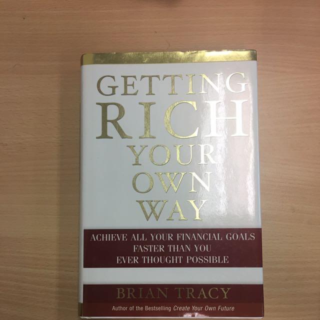 كيف تصبح غني بطريقتك الخاصة