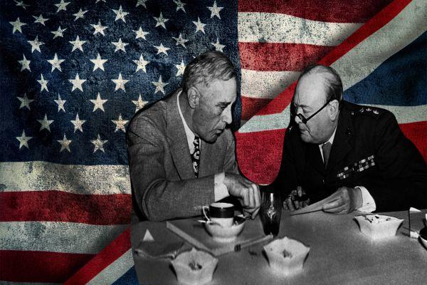 تقرير : الولايات المتحدة والمملكة المتحدة علاقة تاريخية