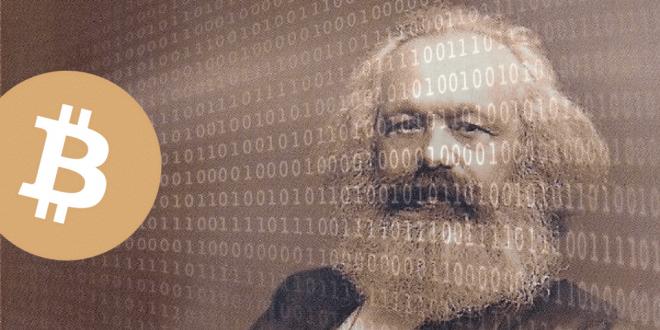 البيتكوين في الشيوعية