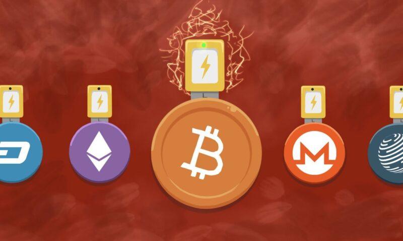 عيوب العملات الرقمية المشفرة