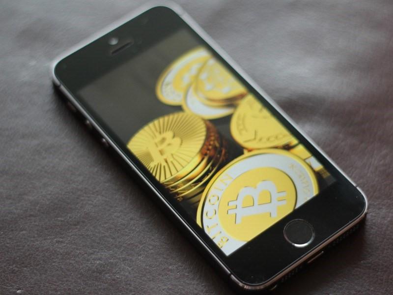 محافظ العملات المشفرة على أجهزة IOS