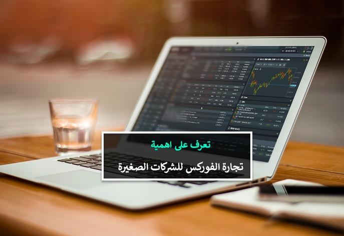تجارة الفوركس للشركات الصغيرة