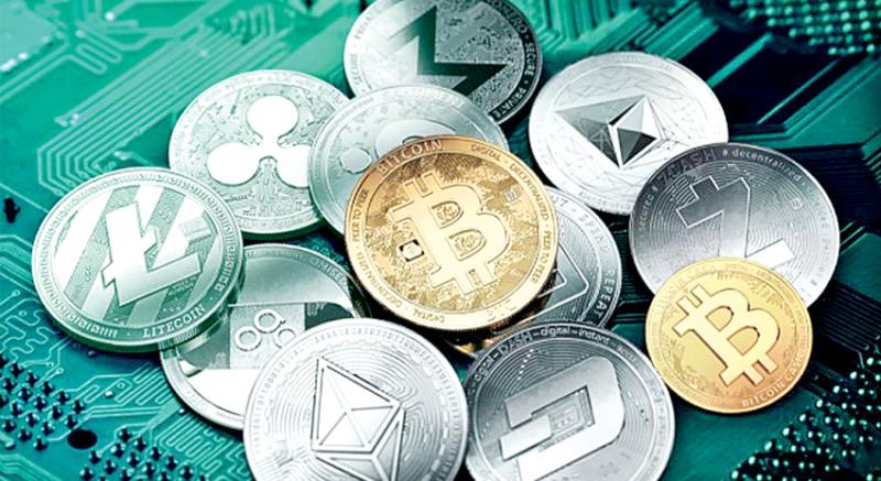 عن العملات الرقمية المشفرة نتحدث