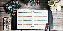 جدول تنظيم الوقت اليومي
