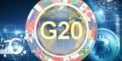 مناقشة مخاطر وفوائد العملات الرقمية من أعضاء مجموعة العشرين